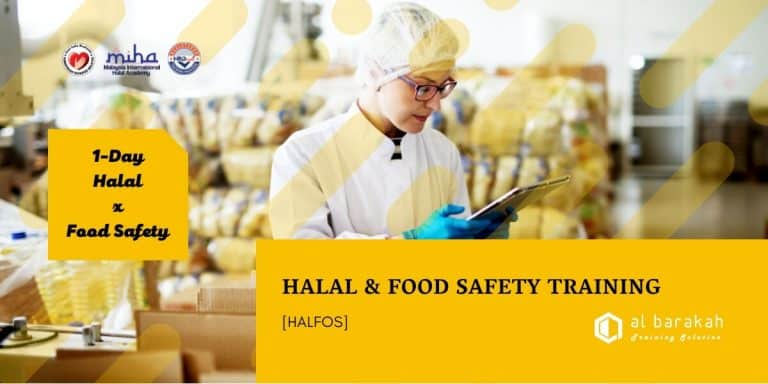 Halal and Food Safety Training